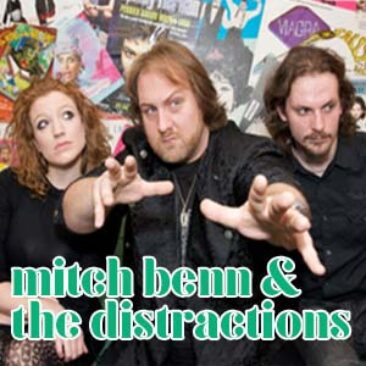 mitch benn and the distractions